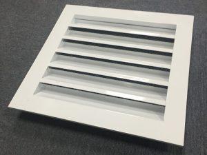 Sản xuất cửa gió vuông chất lượng tại thị trường miền Bắc