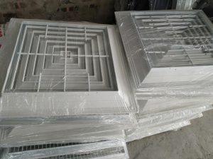 Cửa gió giá rẻ được sản xuất tại Kaiyo Việt Nam