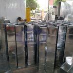 Chủng loại ống gió được cung cấp bởi Kaiyo Việt Nam