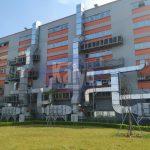 Hệ thống hút khí tại nhà máy Seojin Auto được lắp đặt hoàn chỉnh