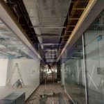 Hệ thống tăng áp và hút khói tại trường Nam Đô