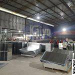 Hệ thống ống gió và phụ kiện nhà máy giày Ngọc Tề