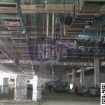 Kaiyo Việt Nam cung cấp và lắp đặt ông thông gió tại nhà máy Ja Solar Bắc Giang